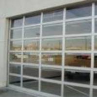 fullview sectional overhead door